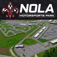PCA: NOLA Motorsports Park